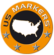US Markers Logo